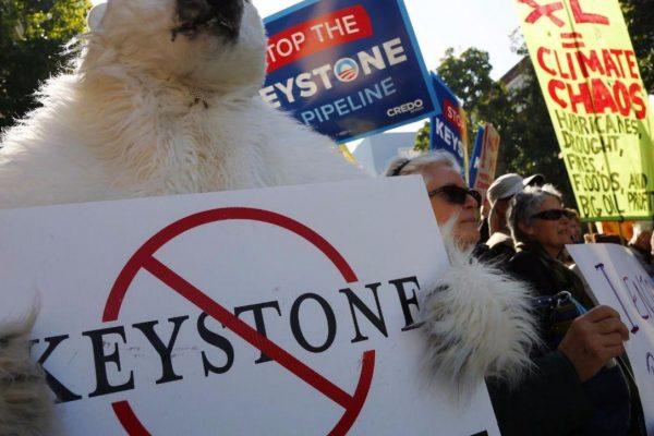 با حکم ایالات متحده ، بایدن آماده است خط لوله Keystone XL را تعطیل کند