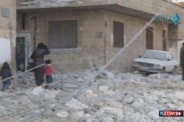 سوریه ، سازمان غیردولتی: دست کم 23 کشته در حملات هوایی اسرائیل