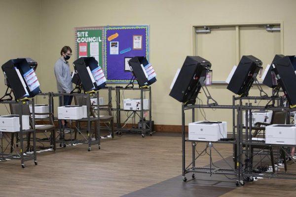 ایالات متحده و جورجیا برای رای گیری در رای گیری تصمیم می گیرند که چه کسی سنا را کنترل خواهد کرد