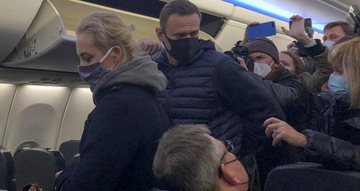 شورای اروپا از مسکو می خواهد که ناوالنی را آزاد کند