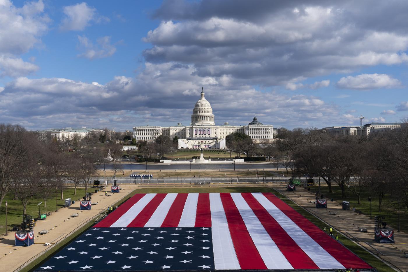 """ایالات متحده در انتظار """"یک روز روی کار آمدن"""" است: ترس از حمله ماموران امنیتی"""