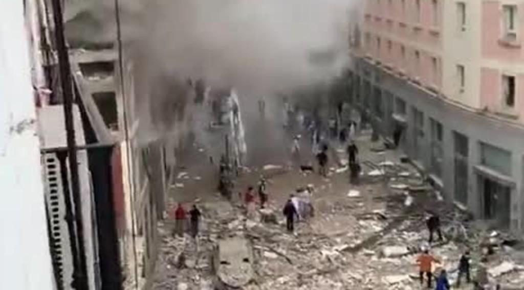 چهار طبقه از یک ساختمان فروریخته ، 2 کشته و 8 زخمی شده است.  فرضیه وحشتناک – Libero Quotidiano