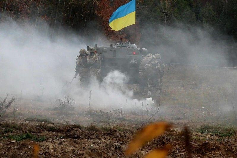 """اوکراین حمله می کند ، اما دونباس پاسخ می دهد: """"ما پیروز خواهیم شد!""""  – جنگ ها و امپریالیسم"""