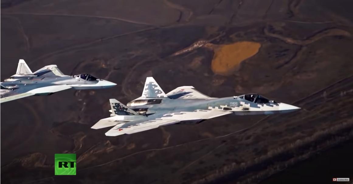 خبر بد برای ایالات متحده: جنگنده های مخفی Su-57 در روسیه وارد خدمت می شوند (ویدئو) – دفاع و اطلاعات