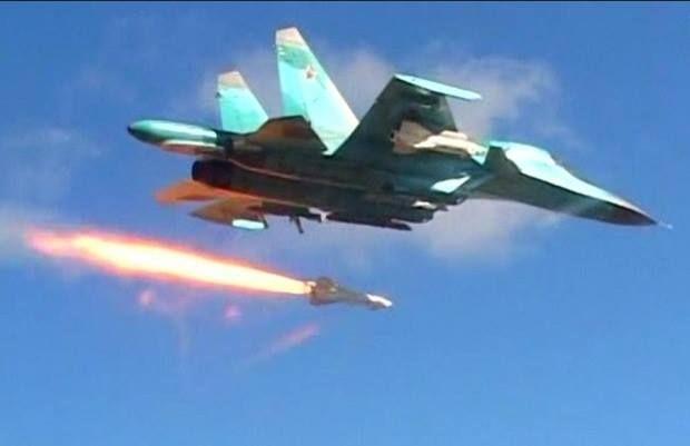 ویدئو  هواپیماها و هواپیماهای بدون سرنشین روسی حملات سنگینی را از سوریه به ترکیه انجام می دهند – جنگ و امپریالیسم