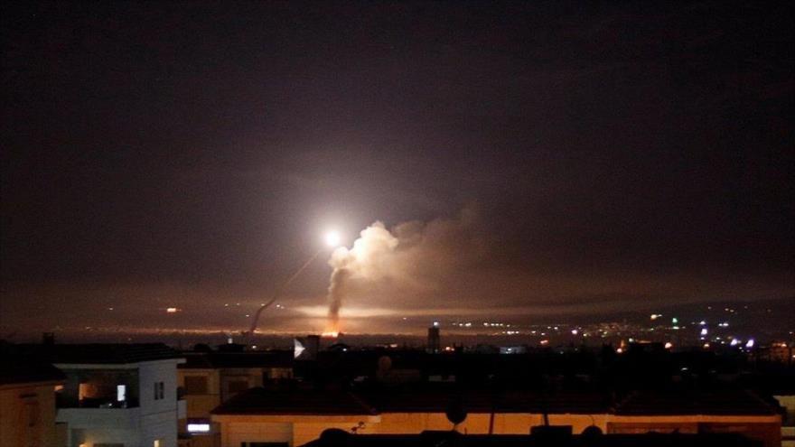 """""""اسرائیل با اطلاعات ارائه شده توسط ایالات متحده به سوریه حمله می کند"""" – جنگ ها و امپریالیسم"""