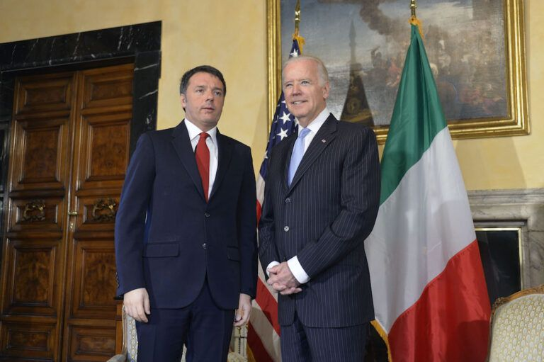 Renzi به نمایندگی از ایالات متحده در مورد بایدن عمل می کند و این اهداف را دارد (فاوستو سورینی) – تأمین مالی و مالکان آن در جهان