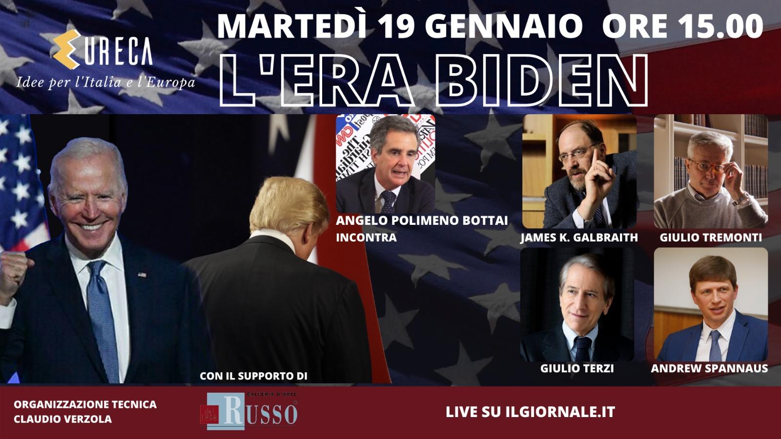"""اکنون """"دوران بایدن"""" آغاز می شود.  آنچه در ایتالیا اتفاق خواهد افتاد اینجا است"""