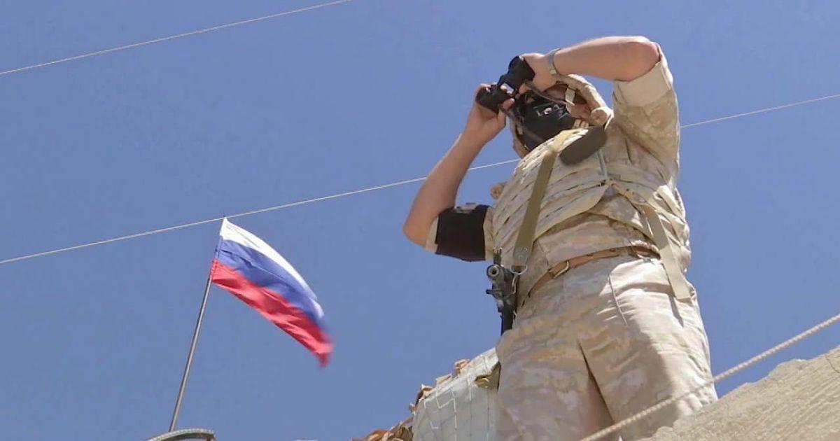شمال شرقی سوریه: نیروهای تقویت کننده روسی مستقر در منطقه مورد حمله نیروهای طرفدار ترکیه – جنگ و امپریالیسم