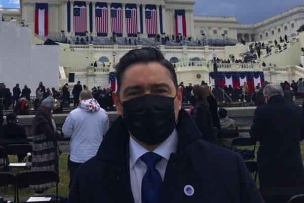 """ایالات متحده آمریکا و ونزوئلا: """"نماینده"""" گوایدو در مراسم بایدن شرکت می کند – جنگ ها و امپریالیسم"""