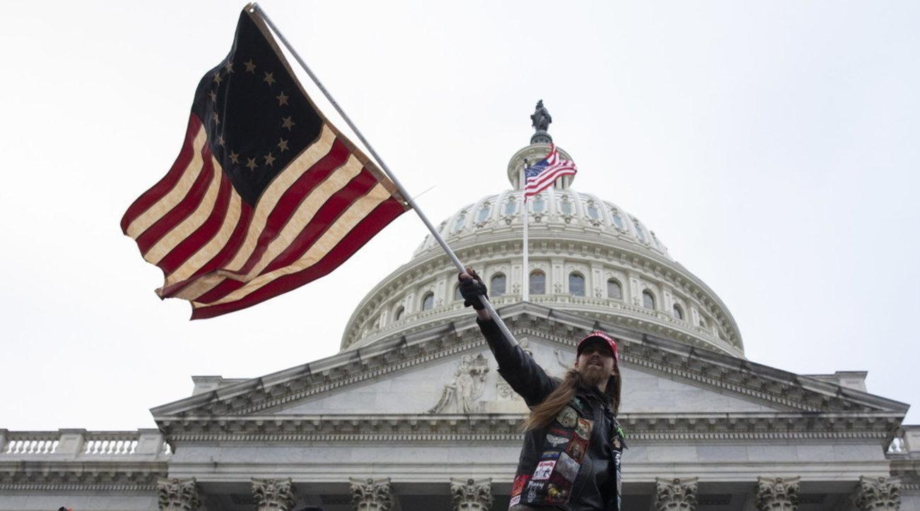 """حمله به کنگره آمریکا: اوژن گودمن ، عامل """"طعمه"""" نجات سناتورها کیست"""