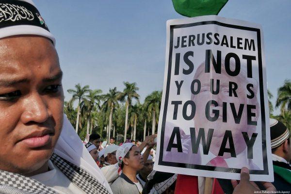انتقال سفارت آمریکا به اورشلیم: آیا این یک شوخی بود؟