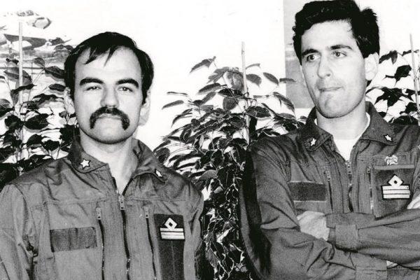 """خلبان در عراق فرود آمد: """"30 سال پیش من و كوكسیولون فهمیدیم كه تاپ گان سوپرمن نیست"""""""