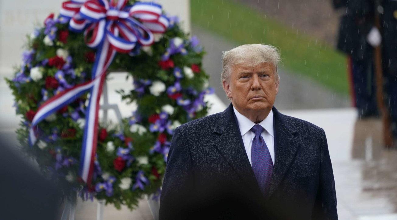 """ایالات متحده ، ترامپ خشونت را محکوم می کند: """"طرفداران واقعی من توجیه نمی کنند"""""""