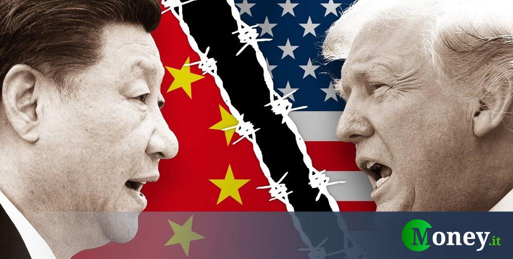 چین شرکت هایی را که از تحریم های ترامپ پیروی می کنند مجازات می کند