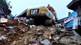 زلزله در اندونزی: اقدامات امدادی پس از زلزله