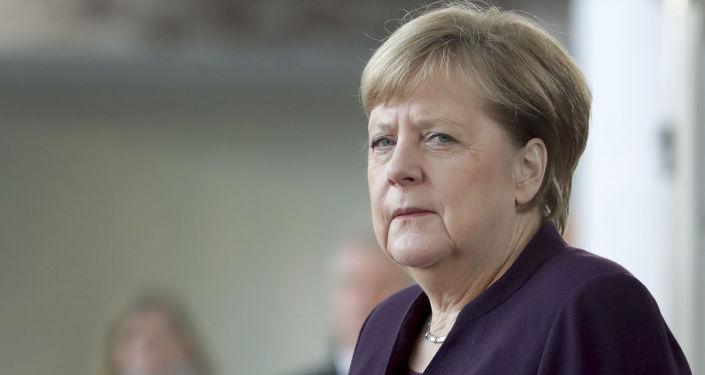 """مرکل علیه """"نامناسب"""" تحریم های برون مرزی ایالات متحده علیه Nord Stream-2"""