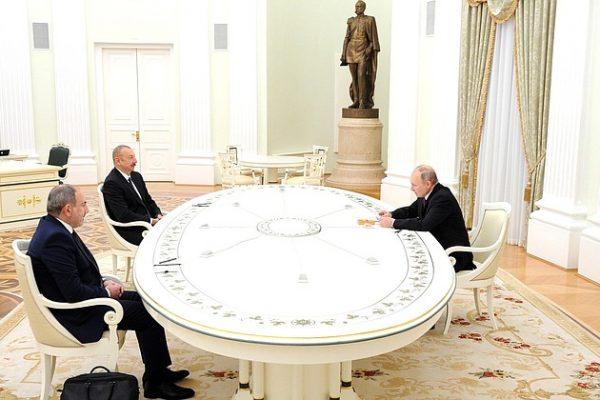 قره باغ: روسیه ، ارمنستان و آذربایجان کارگروه مدیریت اقتصادی و حمل و نقل را تشکیل دادند  امنیت بین المللی