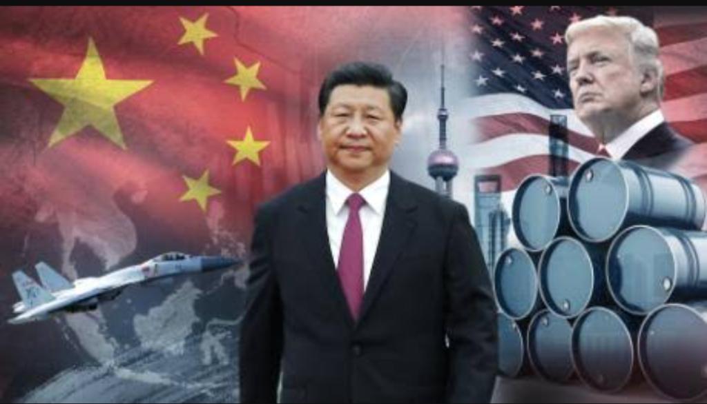 خیال آمریكا مبنی بر فروپاشی چین به محض اینكه اتحاد جماهیر شوروی مبتنی بر استكبار و ایدئولوژی باشد ، نه واقعیت و دلیل