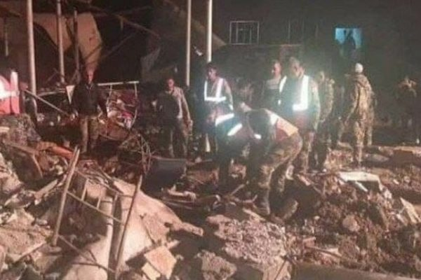 از سرگیری عملیات نظامی اسرائیل در لبنان ، سوریه و عراق