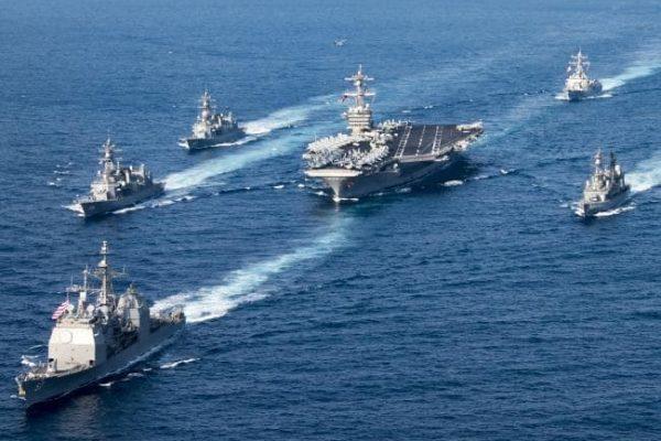 پنتاگون استراتژی دریایی خود علیه روسیه را فاش کرد