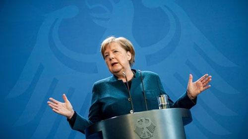 """مرکل: """"در آلمان ما هنوز آماده بازگشایی مدارس و مهد کودک ها نیستیم"""""""