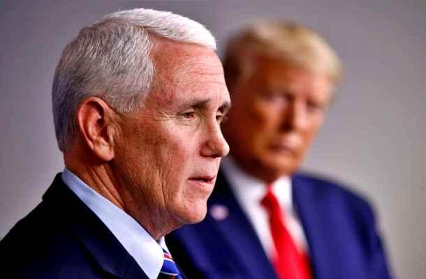 ایالات متحده آمریکا ، پنس ترامپ را تحت کنترل دارد: وی استفاده از اصلاحیه 25 را رد نکرده است