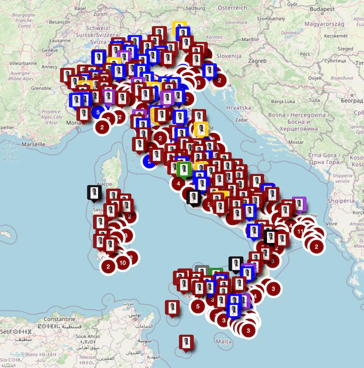 یکاتیت 12 |  19 فوریه جنایات استعمار ایتالیا را به یاد می آوریم.
