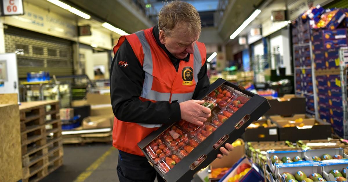 گمرک غذاهای دریایی و قفسه های خالی سوپرمارکت ها را مسدود کرد: اثرات Brexit در انگلیس
