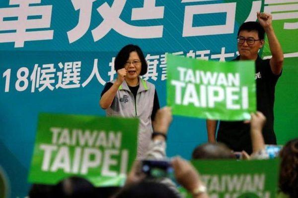 """چین به ایالات متحده: """"هیچ کس مانع اتحاد تایوان نخواهد شد"""""""