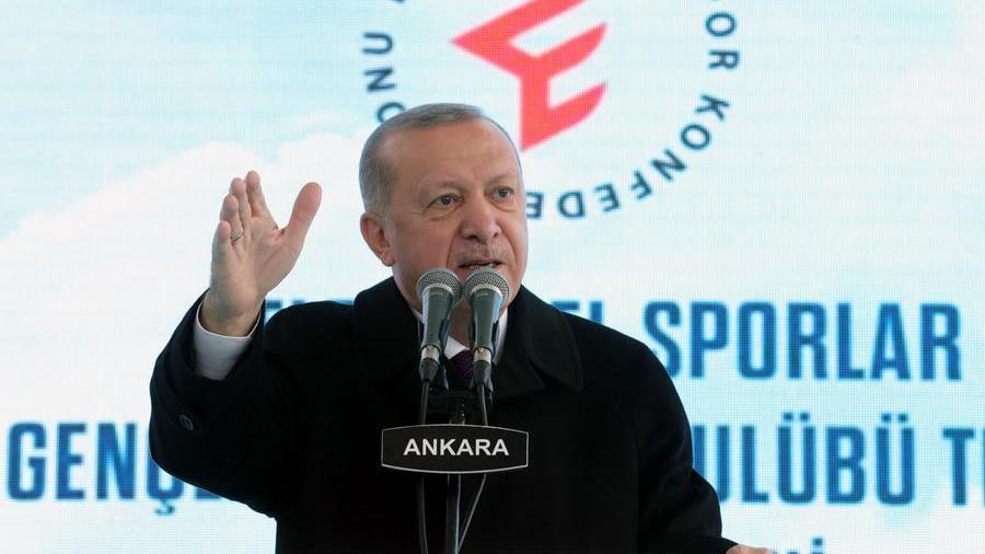 """اردوغان دستی به اروپا می دهد: """"ما می توانیم به گفتگو برگردیم"""""""