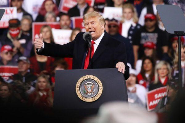 """""""صداها را پیدا کنید ، مردم عصبانی هستند.""""  تماس تلفنی که ترامپ را آزار می دهد"""