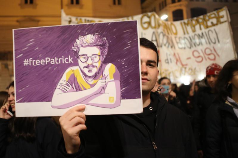 مصر 15 روز زندان دیگر را برای پاتریک زکی تأیید کرد