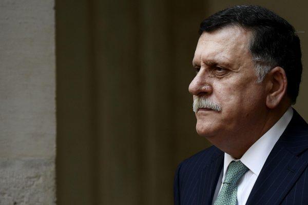 لیبی: الصراج در رم ، دیدار با ویلیامز ، نورلند و کونته  امنیت بین المللی