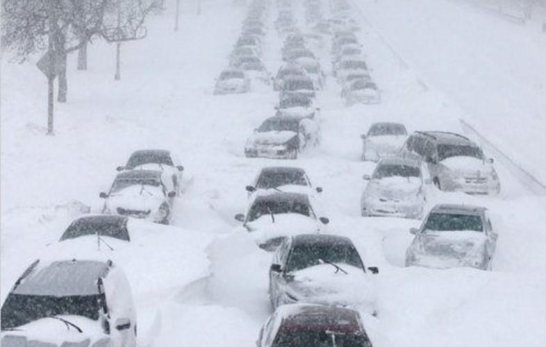 روسیه ، سیبری: -50 درجه سانتیگراد ، 100 سال هرگز آنقدر سرد نیست  Kmetro0