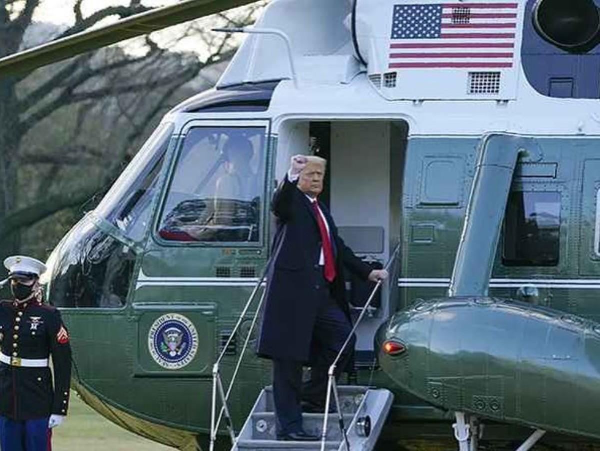 """ترامپ-گرتا تونبرگ ، آخرین کلام به این فعال: """"پیرمرد مبارک"""""""