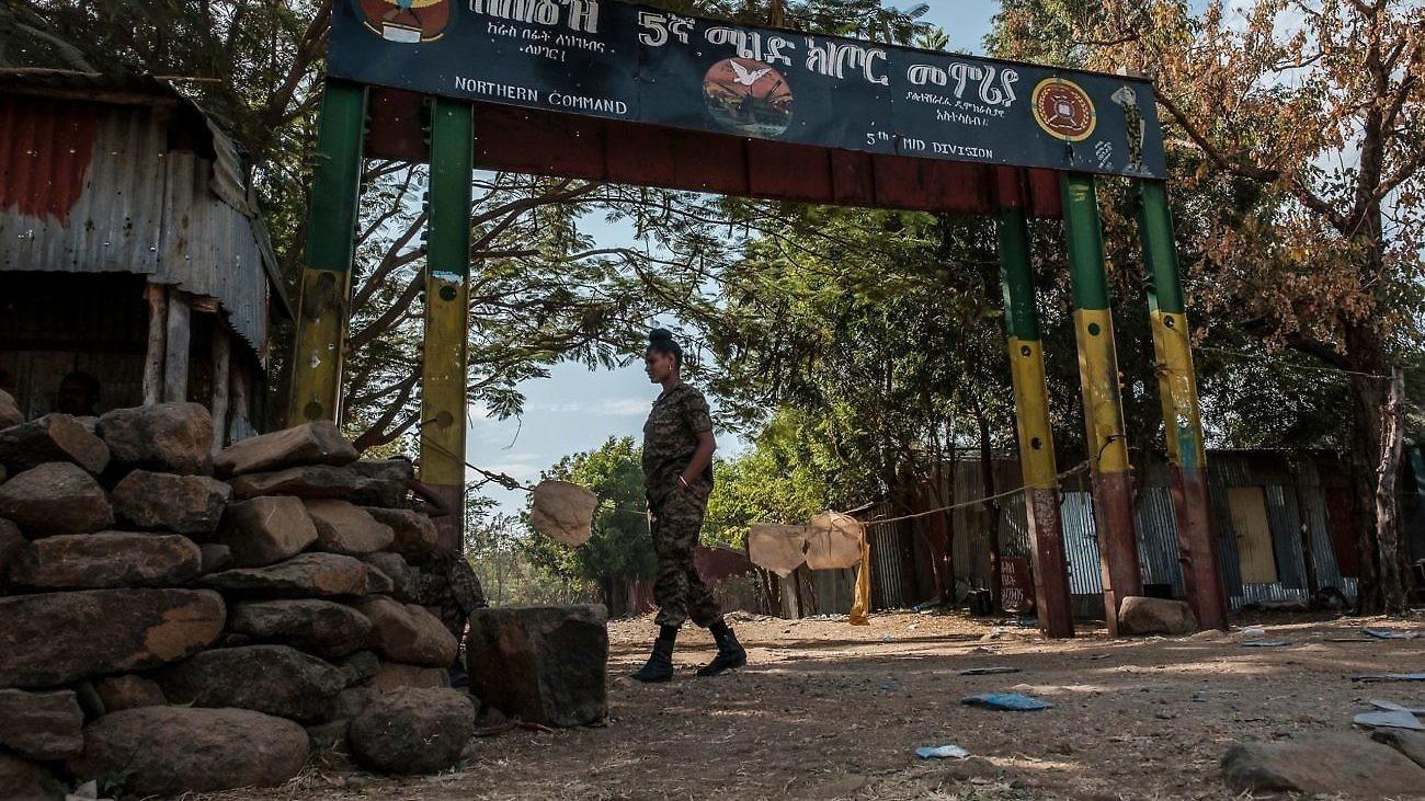 اتیوپی: سازمان ملل دستگیری افراد آواره داخلی را محکوم می کند  امنیت بین المللی