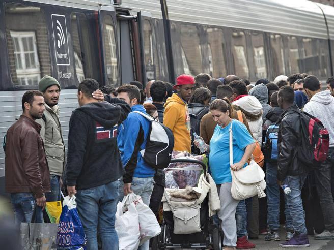 پناهجویان نیز در خارج از اروپا هستند.  ایرا از اتحادیه اروپا و On-Corriere.it