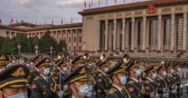 چین آمریکا را بر اساس ریشه های کووید به تروریسم متهم می کند