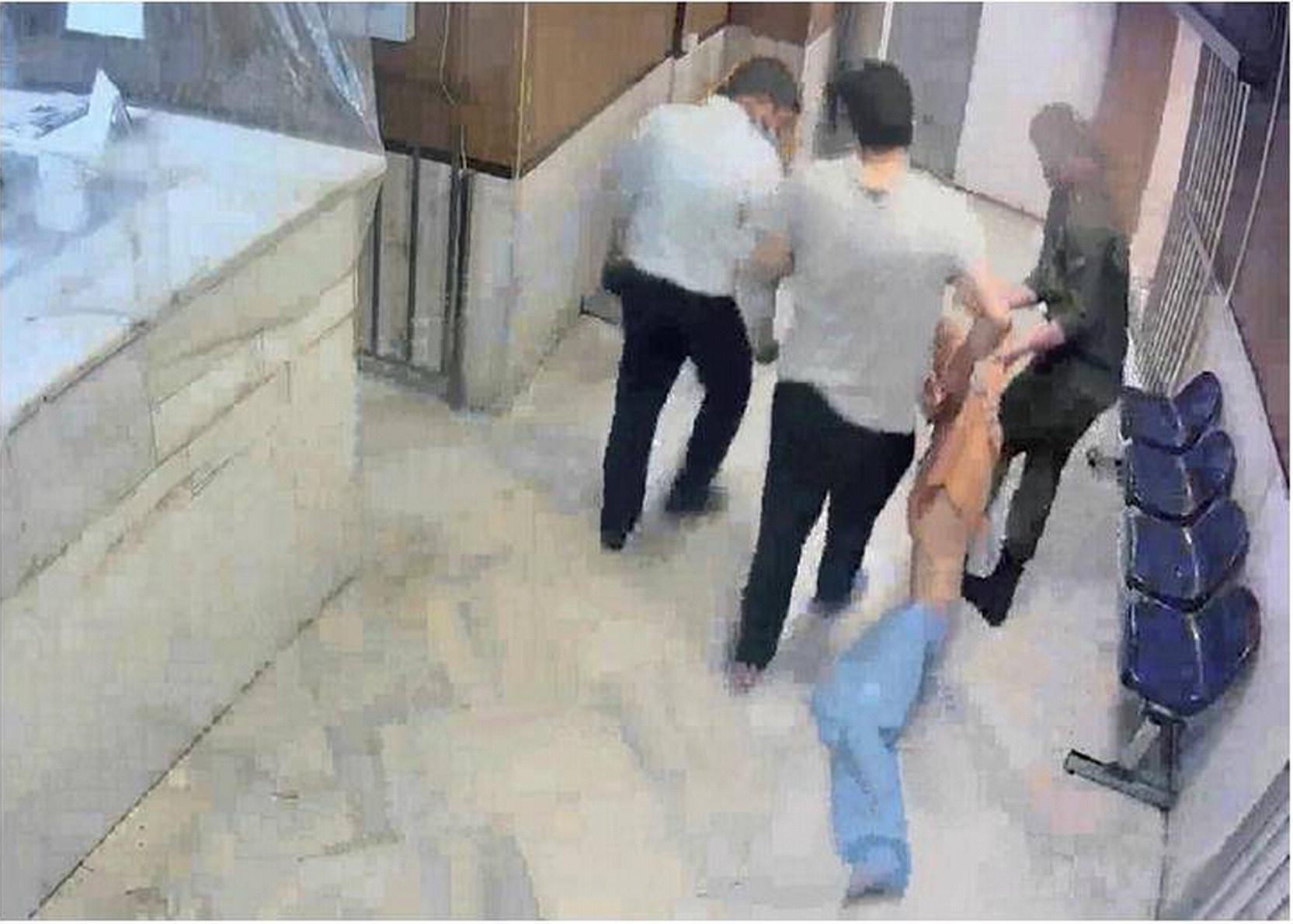 شوک های تصویری نیز در ایران – Il Dubbio